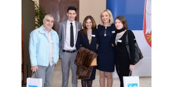 ARCHITECT ALEKSANDAR RADOVIC FOUNDATION presented within the Jubilee Ceremony of the Institute